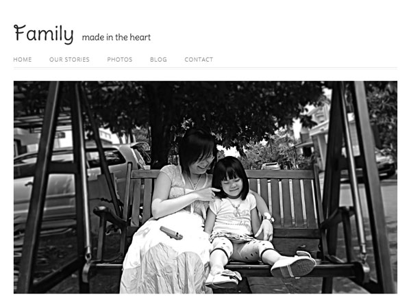 family-wordpress-theme