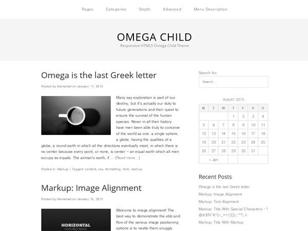 omega-child